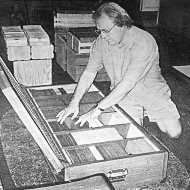 Billy Ferguson - Vinyl Record Collector Montgomery AL